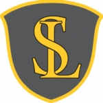 Logo da emissora Louvor e Salvação