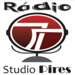 Logo da emissora Rádio Studio Pires