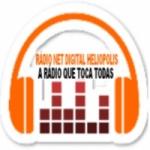 Logo da emissora Rádio Net Digital FM