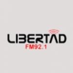 Logo da emissora Radio Libertad 92.1 FM