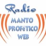 Logo da emissora Rádio Manto Profético Web