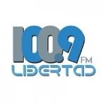 Logo da emissora Radio Libertad 100.9 FM