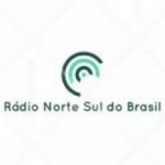 Logo da emissora Rádio NS do Brasil