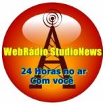 Logo da emissora Web Rádio Studio News