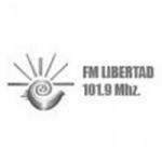 Logo da emissora Radio Libertad 101.9 FM