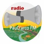 Logo da emissora Rádio Paudarco FM