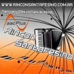 Logo da emissora Radio Rincon Santafesino 99.1 FM
