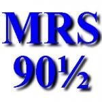 Logo da emissora MRS 90.5 FM