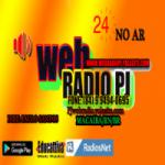 Logo da emissora Webrádio PJ