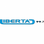 Logo da emissora Radio Libertad 99.7 FM