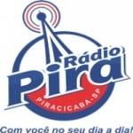 Logo da emissora Rádio Pira Piracicaba