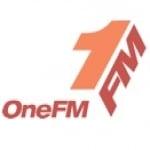 Logo da emissora One 107.2 FM