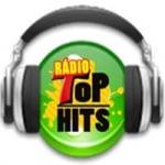Logo da emissora Rádio Top Hits