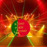 Logo da emissora Radio Paris Latina