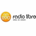 Logo da emissora Radio Libre 890 AM