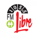 Logo da emissora Radio Libre 105.5 FM