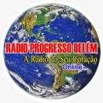 Logo da emissora Rádio Progresso Belém
