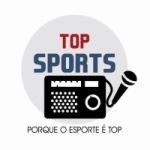 Logo da emissora Rádio Top Sports
