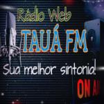 Logo da emissora Tauá FM