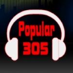 Logo da emissora Web Rádio Popular 305