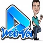 Logo da emissora Web Vox Maringá