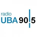 Logo da emissora Radio UBA 90.5 FM