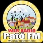Logo da emissora Web Rádio Pató FM