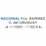 Logo da emissora Radio Nacional Fco. Ramirez 1560 AM 92.9 FM