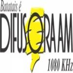 Logo da emissora Rádio Difusora Batatais 1080 AM