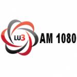 Logo da emissora Radio LU3 1080 AM