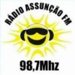 Logo da emissora Rádio Assunção 98.7 FM