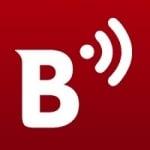 Logo da emissora Rádio Bambina 98.9 FM