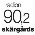 Logo da emissora Skargardsradion 90.2 FM