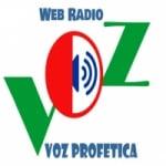 Logo da emissora Rádio Web A Voz Profética