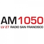Logo da emissora Radio San Francisco 1050 AM