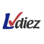 Logo da emissora Radio LV Diez 720 AM 104.1 FM