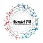 Logo da emissora Mendel FM