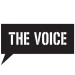 Logo da emissora The Voice 105.9 FM