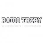 Logo da emissora Treby 87.8 FM