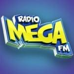 Logo da emissora Mega FM Recife
