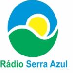 Logo da emissora Rádio Serra Azul