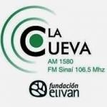 Logo da emissora Radio La Cueva 1580 AM 106.5 FM