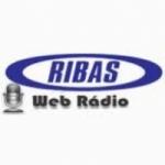 Logo da emissora Ribas Web Rádio