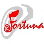 Logo da emissora Fortuna 96.3 FM