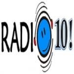 Logo da emissora Rádio Dez Web