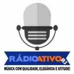 Logo da emissora Rádio Ativo RJ