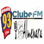 Logo da emissora Clube FM Almenara