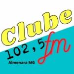 Logo da emissora Rádio Clube FM Almenara
