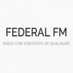 Logo da emissora Federal FM