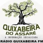 Logo da emissora Rádio Quixabeira FM
